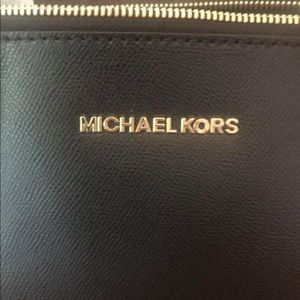 BRAND NEW NEVER USED Michael Kors Black Tote Purse